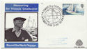 1967-07-24 Chichester Gipsy Moth IV Plymouth FDC (60236)
