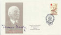1990-07-10 Thomas Hardy Stinsford Dorset FDC (60246)