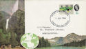 1964-07-01 Geographical Stamp Northampton FDC (60303)
