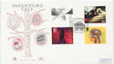 1999-01-12 Inventors Tale Newcastle Upon Tyne FDC (60437)