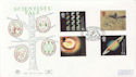 1999-08-03 Scientists Tale Down House Downe FDC (60481)