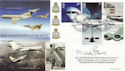 2002-05-02 Airliners VC10 Anniv M Beavis Signed FDC (60495)