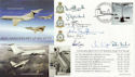 2002-05-02 Airliners VC10 Anniv Multi Signed FDC (60497)