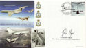 2002-05-02 Airliners VC10 Anniv J Major Signed FDC (60499)