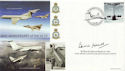 2002-05-02 Airliners VC10 Anniv E Heath Signed FDC (60501)