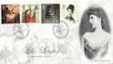 1999-06-01 Entertainers Tales L Langtry London WC2 FDC (60521)