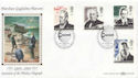 1995-09-05 Communications Stamps Marconi BF 2484 PS FDC (60526)