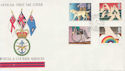 1981-03-25 Year of Disabled Field Post Office cds FDC (60565)