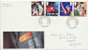 1991-06-11 Sport Stamps Cardiff FDC (60591)