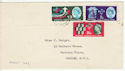 1962-11-14 National Productivity Stamps London FDC (60714)