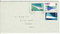 1969-03-03 Concorde Stamps Cardiff FDC (60726)
