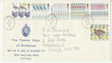 1977-11-23 Christmas Rare Forces BFPS Cyprus FDC (60910)