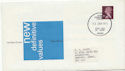 1975-01-15 Definitive Stamp Gwent FDC (61086)