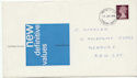 1975-01-15 Definitive Stamp Newbury FDC (61089)