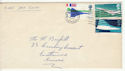 1969-03-03 Concorde Stamps Eastbourne FDC (61168)