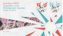 2012-01-05 London 2012 Olympics Stamps Stratford FDC (61329)