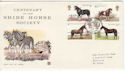 1978-07-05 Horse Stamps Shetland FDC (61332)