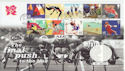2011-07-27  London 2012 Stamps Stratford E15 FDC (61345)