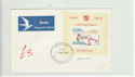 Liechtenstein 1975 First Flight Cover (61373)