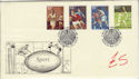 1980-10-10 Sport Cricket Kennington Oval SE11 FDC (61430)