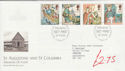 1997-03-11 Missions of Faith Stamps Bureau FDC (61506)