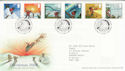 2004-11-02 Christmas Stamps T/House FDC (61544)
