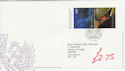 2000-05-26 Above & Beyond Pane Bureau FDC (61546)