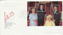 2000-08-04 Queen Mother M/S London SW1 FDC (61548)