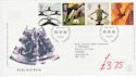 2000-10-03 Body and Bone Stamps Bureau FDC (61552)