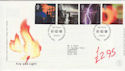 2000-02-01 Fire and Light Stamps Bureau FDC (61561)