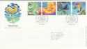 2001-03-13 Weather Stamps Fraserburgh FDC (61599)