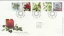 2002-11-05 Christmas Stamps T/House FDC (61614)