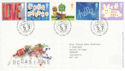 2002-03-05 Occasions Stamps T/House FDC (61623)