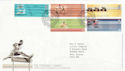 2002-07-16 Commonwealth Games Manchester FDC (61625)