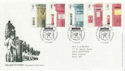 2002-10-08 Pillar to Post Bishops Caundle FDC (61628)