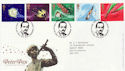 2002-08-20 Peter Pan Stamps T/House FDC (61633)