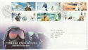 2003-04-29 Extreme Endeavours Stamps Plymouth FDC (61642)