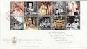 2003-06-02 Coronation Stamps London SW1 FDC (61674)