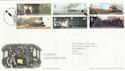 2004-01-13 Classic Locomotives Stamps T/House FDC (61685)