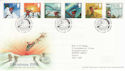 2004-11-02 Christmas Stamps T/House FDC (61691)