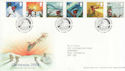 2004-11-02 Christmas Stamps T/House FDC (61692)
