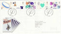 2005-03-15 Magic Stamps T/House FDC (61693)