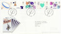2005-03-15 Magic Stamps T/House FDC (61695)