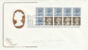 1981-05-06 Booklet Stamps Windsor FDC (61822)