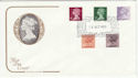 1979-10-10 Definitive issue + 10p PCP Windsor FDC (61824)