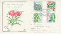 1990-06-05 Kew Gardens Stamps Portsmouth FDC (61877)