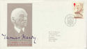 1990-07-10 Thomas Hardy Dorchester FDC (61879)