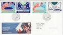 1994-05-03 Channel Tunnel Folkestone FDC (61966)