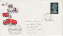 1983-08-03 �1.30 Definitive Stamp Devon FDC (62009)