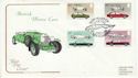 1982-10-13 Motor Cars Jaguar Coventry FDC (62211)